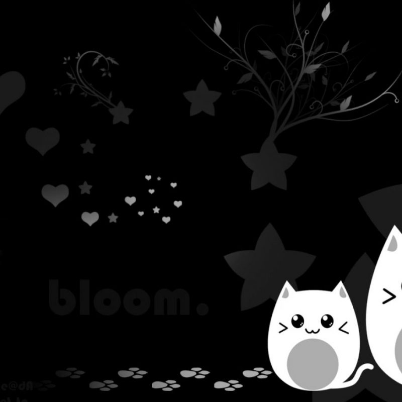 10 Top Black And White Cute Wallpaper FULL HD 1080p For PC Desktop 2020 free download cute black wallpapers group 72 1 800x800