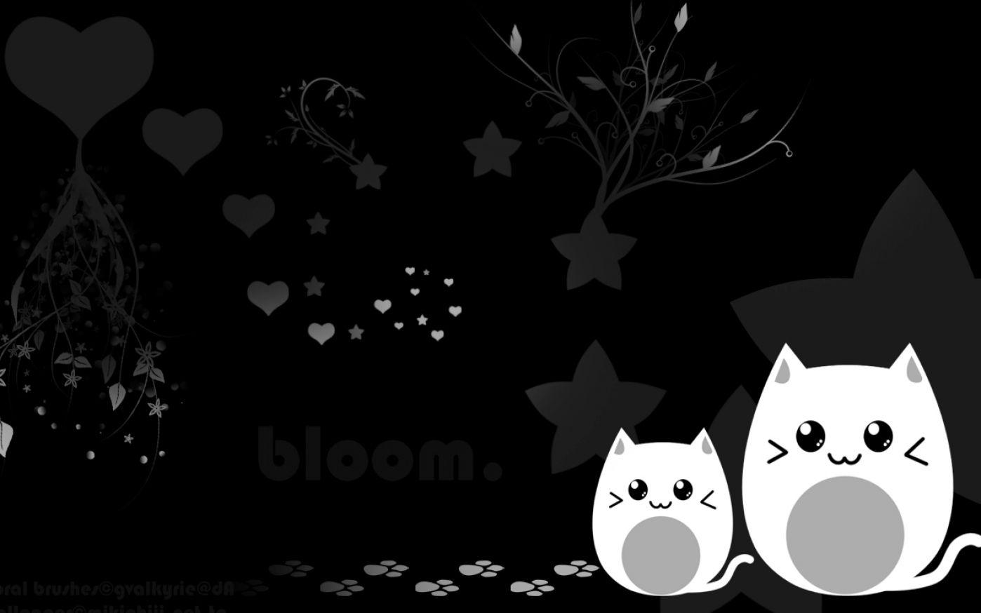 cute black wallpapers group (72+)