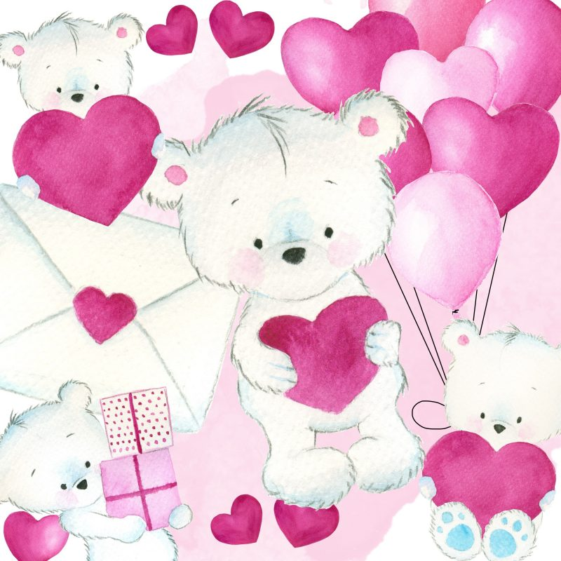 10 New Teddy Bear Love Image FULL HD 1080p For PC Background 2018 free download cute love teddy beardigital designs design bundles 800x800