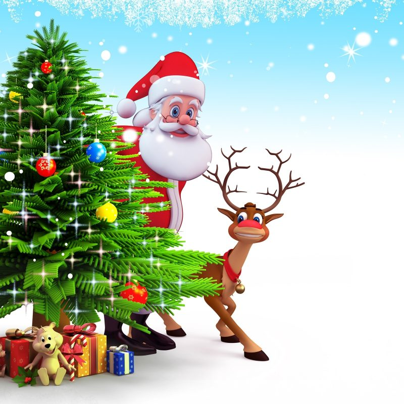 10 Most Popular 3D Christmas Wallpaper Hd FULL HD 1080p For PC Background 2018 free download cute n beautiful santa claus wallpaper for your desktop and mobile phone 800x800