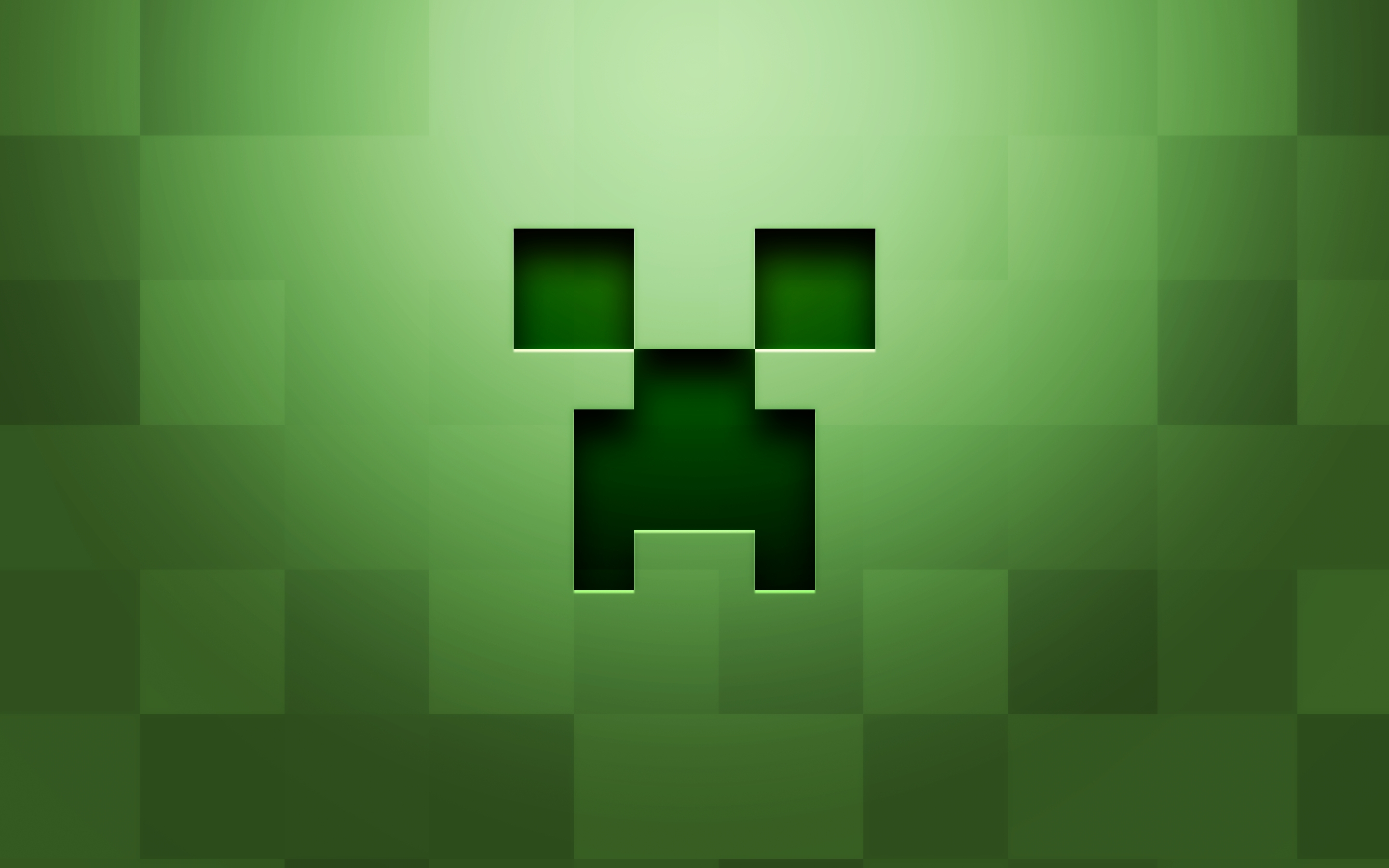 daily wallpaper: minecraft creeper | i like to waste my time