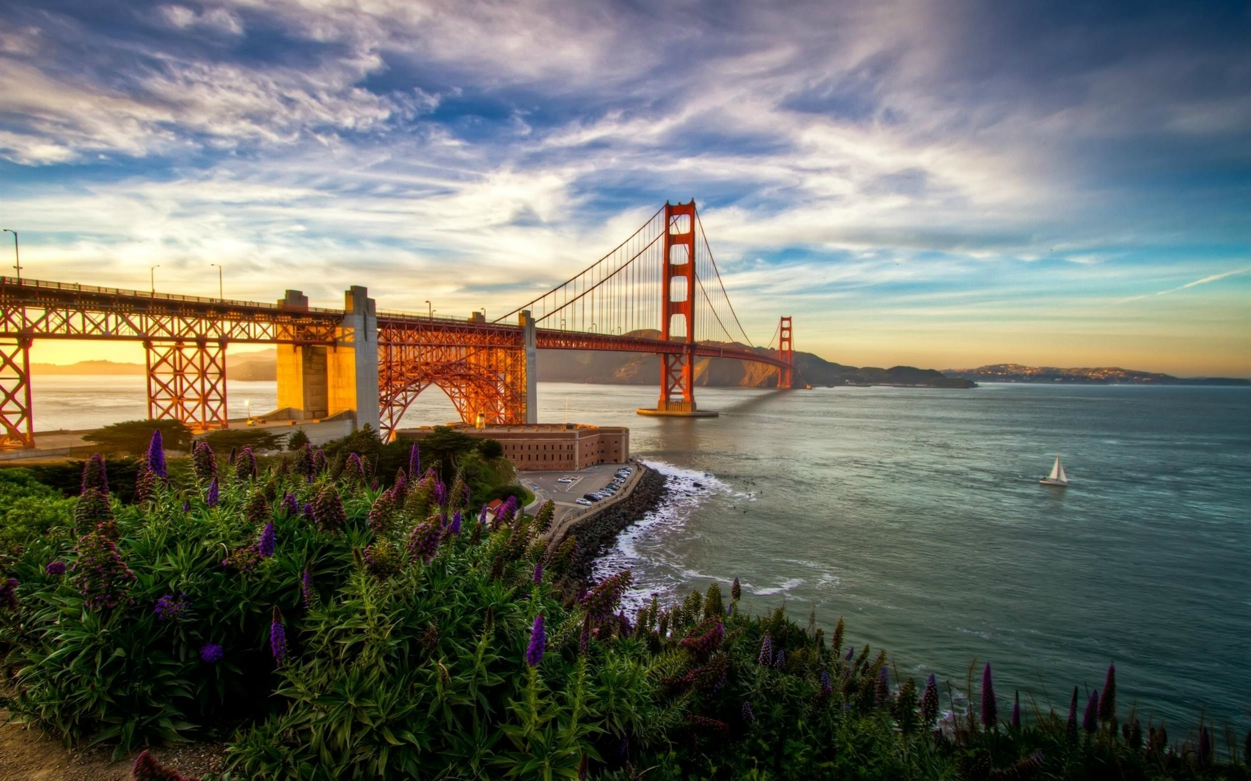 daily wallpaper: summer in san francisco | i like to waste my time