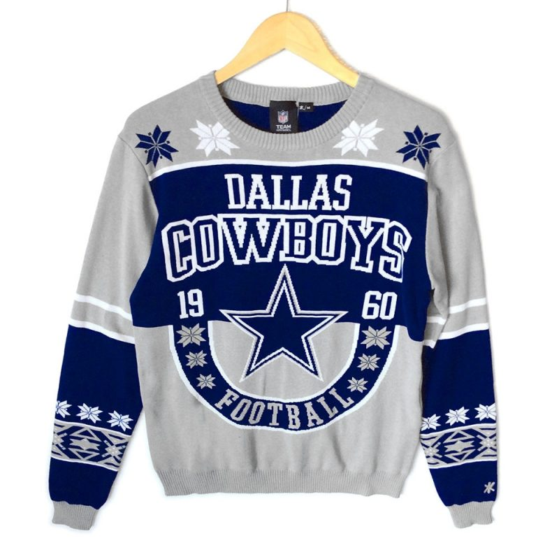 10 New Dallas Cowboys Christmas Images FULL HD 1080p For PC Desktop 2021 free download dallas cowboys tacky ugly christmas sweater the ugly sweater shop 800x800