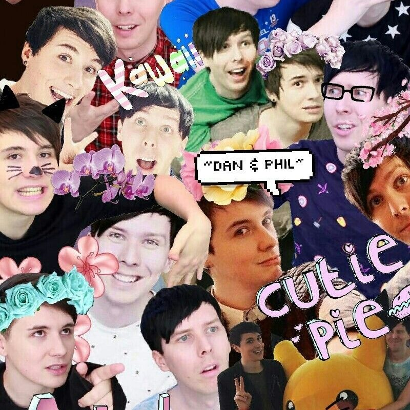 10 Most Popular Dan And Phil Wallpapers FULL HD 1080p For PC Background 2021 free download dan and phil tumblr collage wallpapers pinterest dan collage 800x800