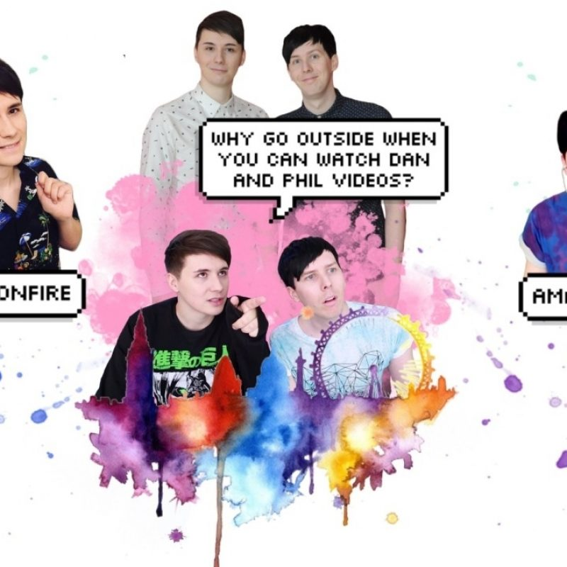10 Most Popular Dan And Phil Wallpapers FULL HD 1080p For PC Background 2018 free download dan and phil wallpapers dan phil laptop or desktop wallpapers 1 800x800