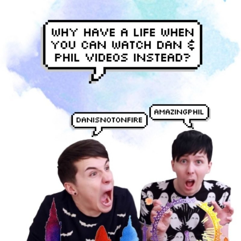10 Most Popular Dan And Phil Wallpapers FULL HD 1080p For PC Background 2021 free download dan and phil wallpapers photo 1 800x800