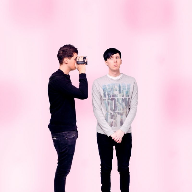10 Most Popular Dan And Phil Wallpapers FULL HD 1080p For PC Background 2021 free download dan and phil wallpaperthat 1 girl artist on deviantart 1 800x800