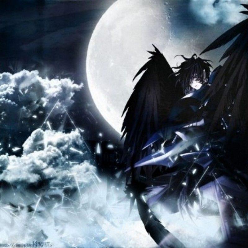 10 Most Popular Anime Fallen Angel Wallpaper FULL HD 1920×1080 For PC Desktop 2018 free download dark angel when new moon anime hd wallpaper picture image fallen 800x800