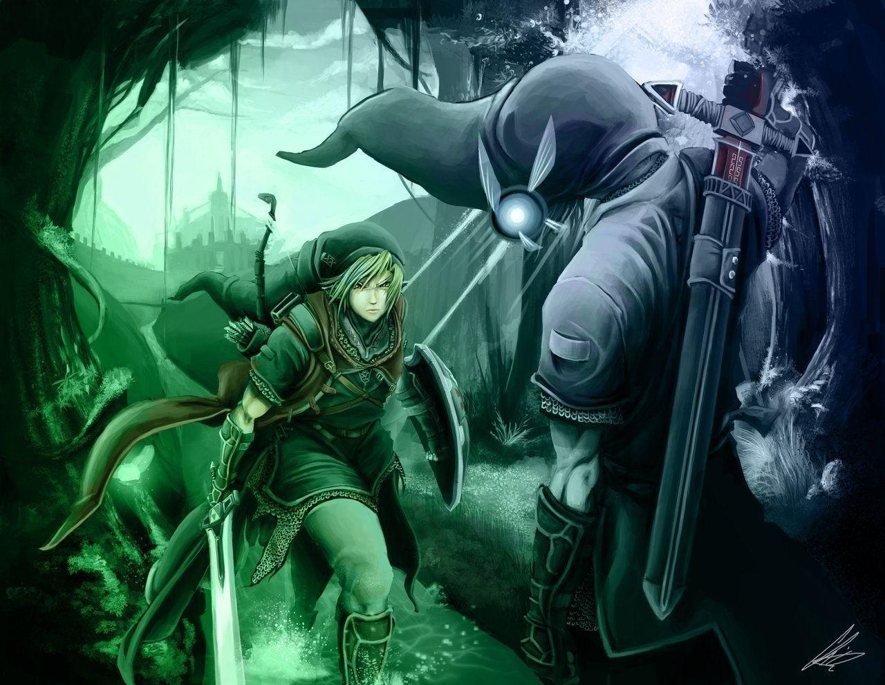 dark link wallpapers - wallpaper cave