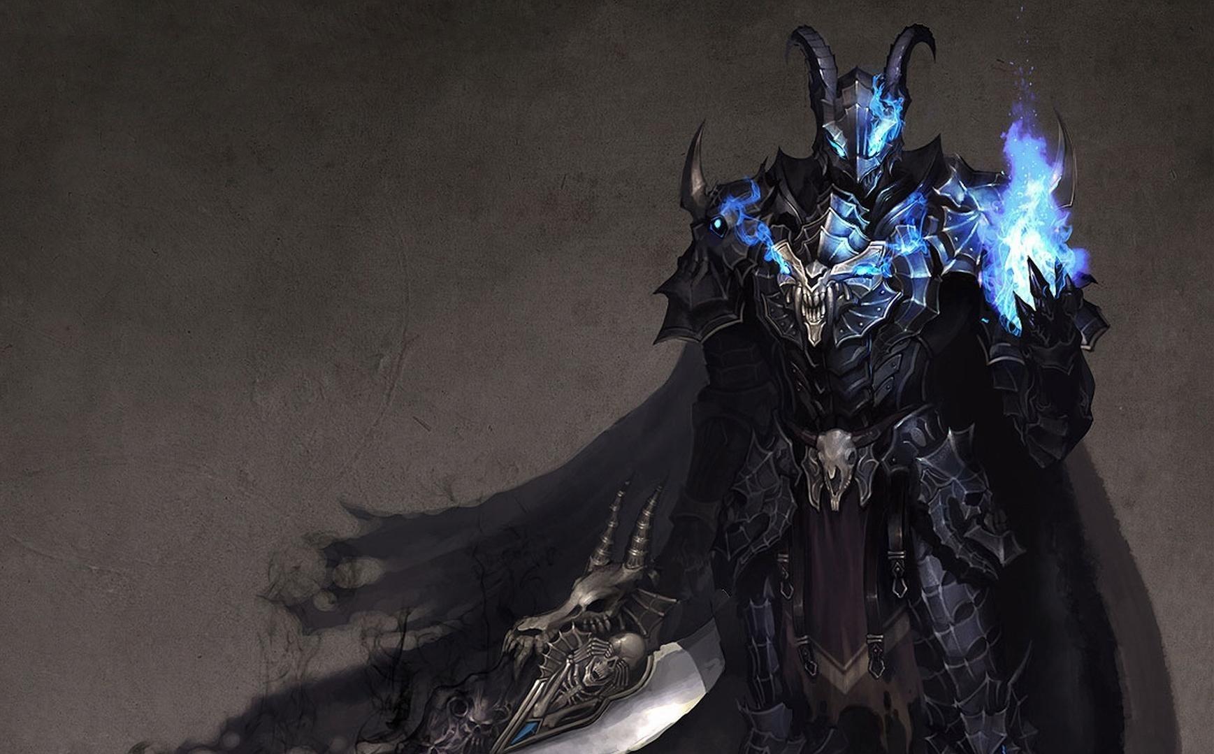 10 Best Dark Warrior Wallpaper Hd FULL HD 1080p For PC ...