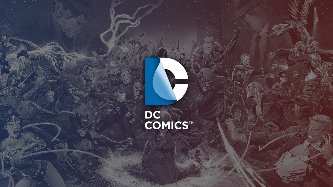 dc comics logo wallpapers - wallpaper cave