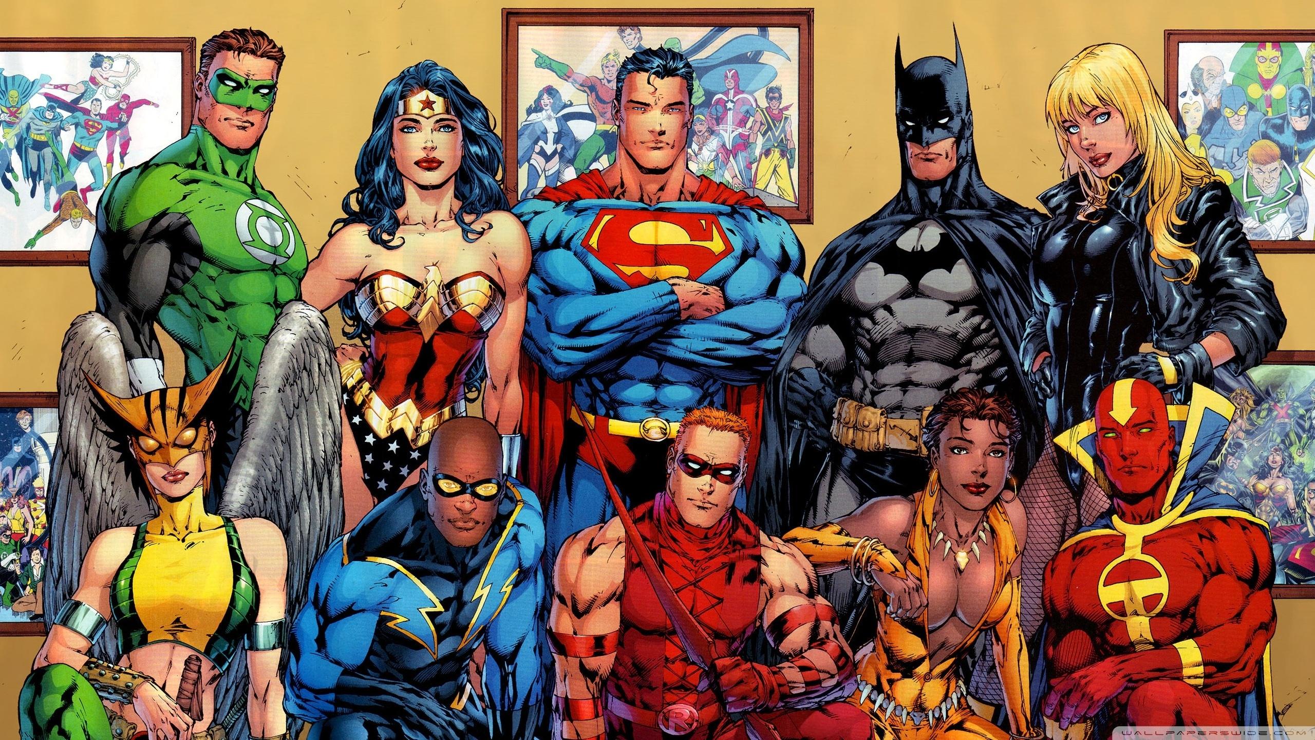 dc comics superheroes ❤ 4k hd desktop wallpaper for 4k ultra hd tv