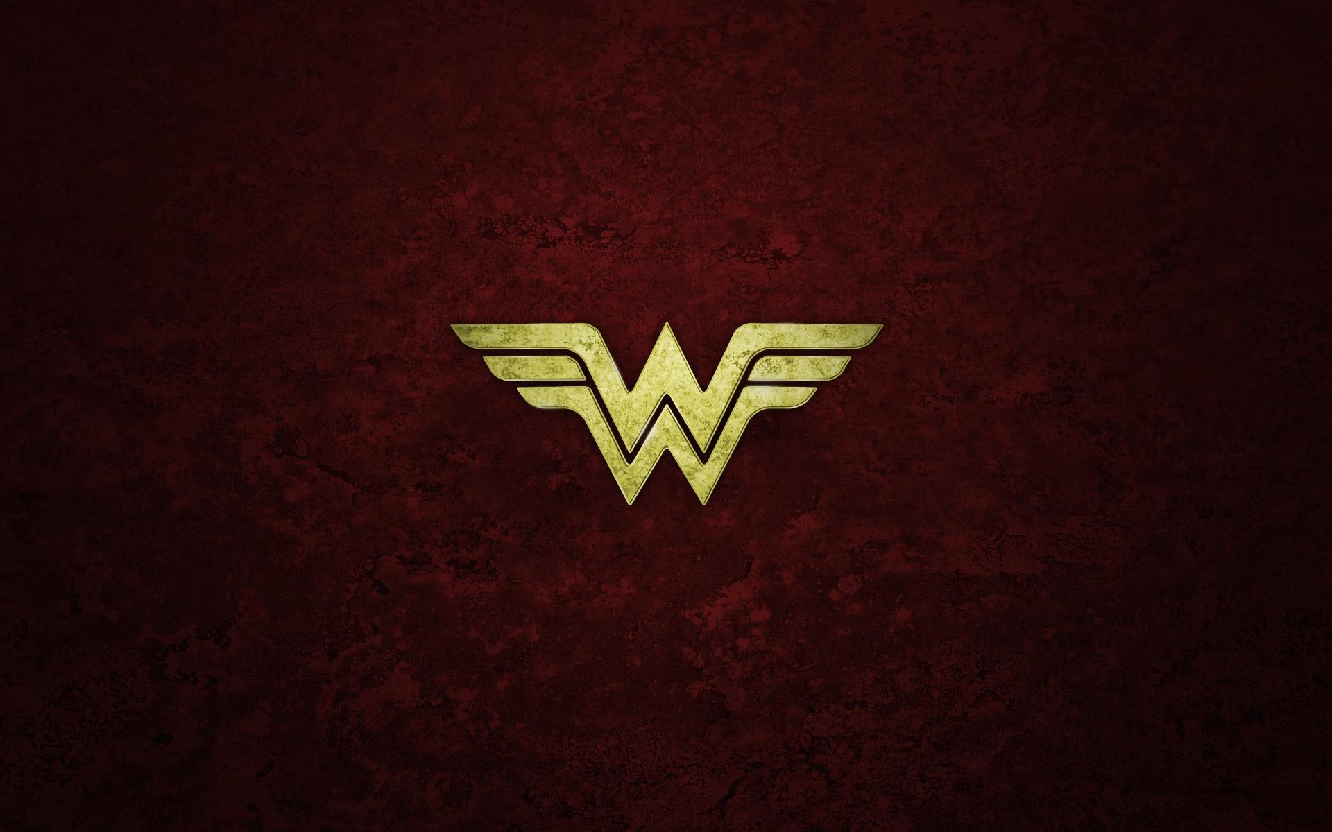 dc comics, symbol, logos, wonder woman :: wallpapers