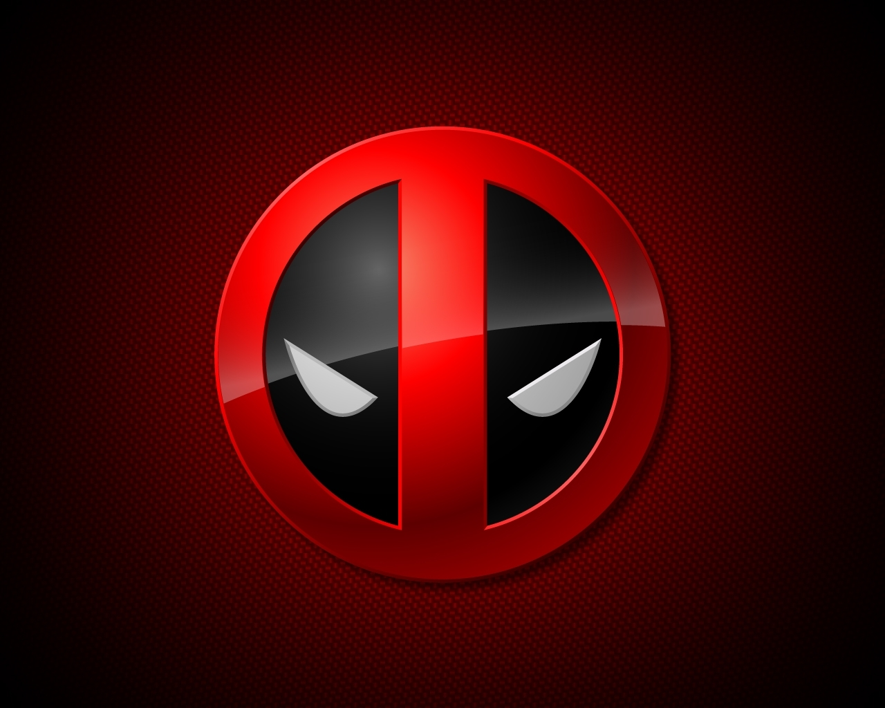 deadpool logo wallpaper hd ~ action adventure games res: 1280x1024