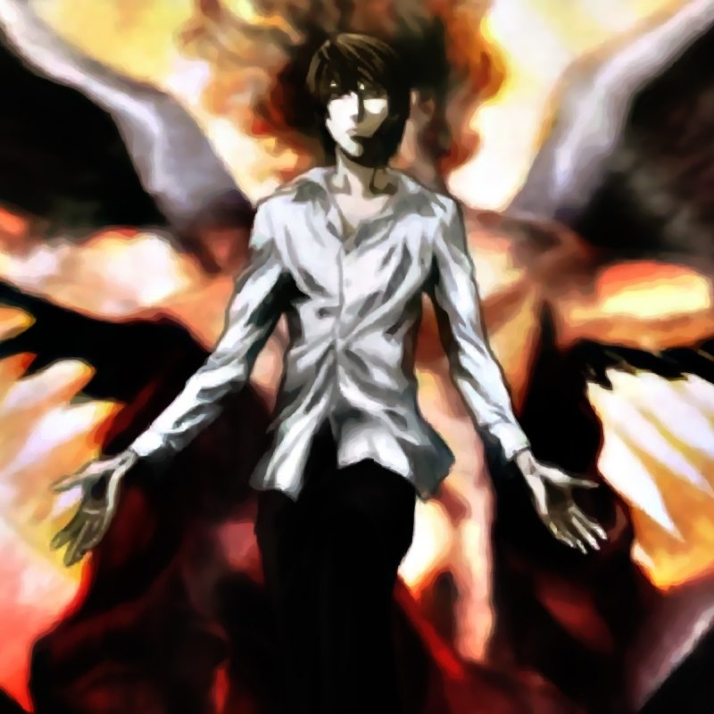 10 New Death Note Light Wallpaper FULL HD 1080p For PC Background 2018 free download death note angels yagami light free wallpaper wallpaperjam 1 800x800