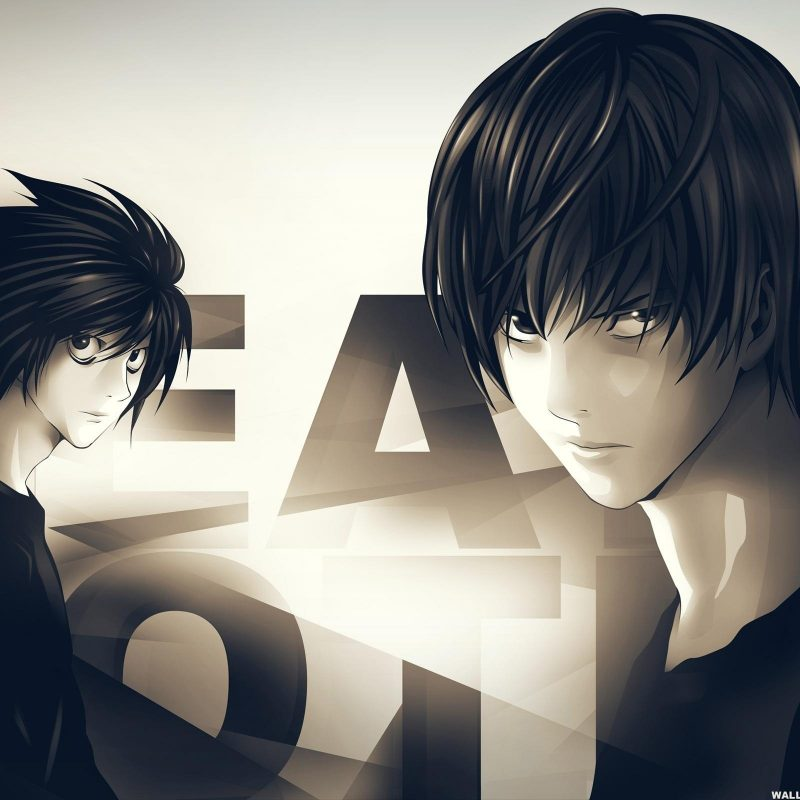 10 New Death Note L Wallpaper FULL HD 1920×1080 For PC Background 2020 free download death note full hd fond decran and arriere plan 2560x1600 id153243 800x800