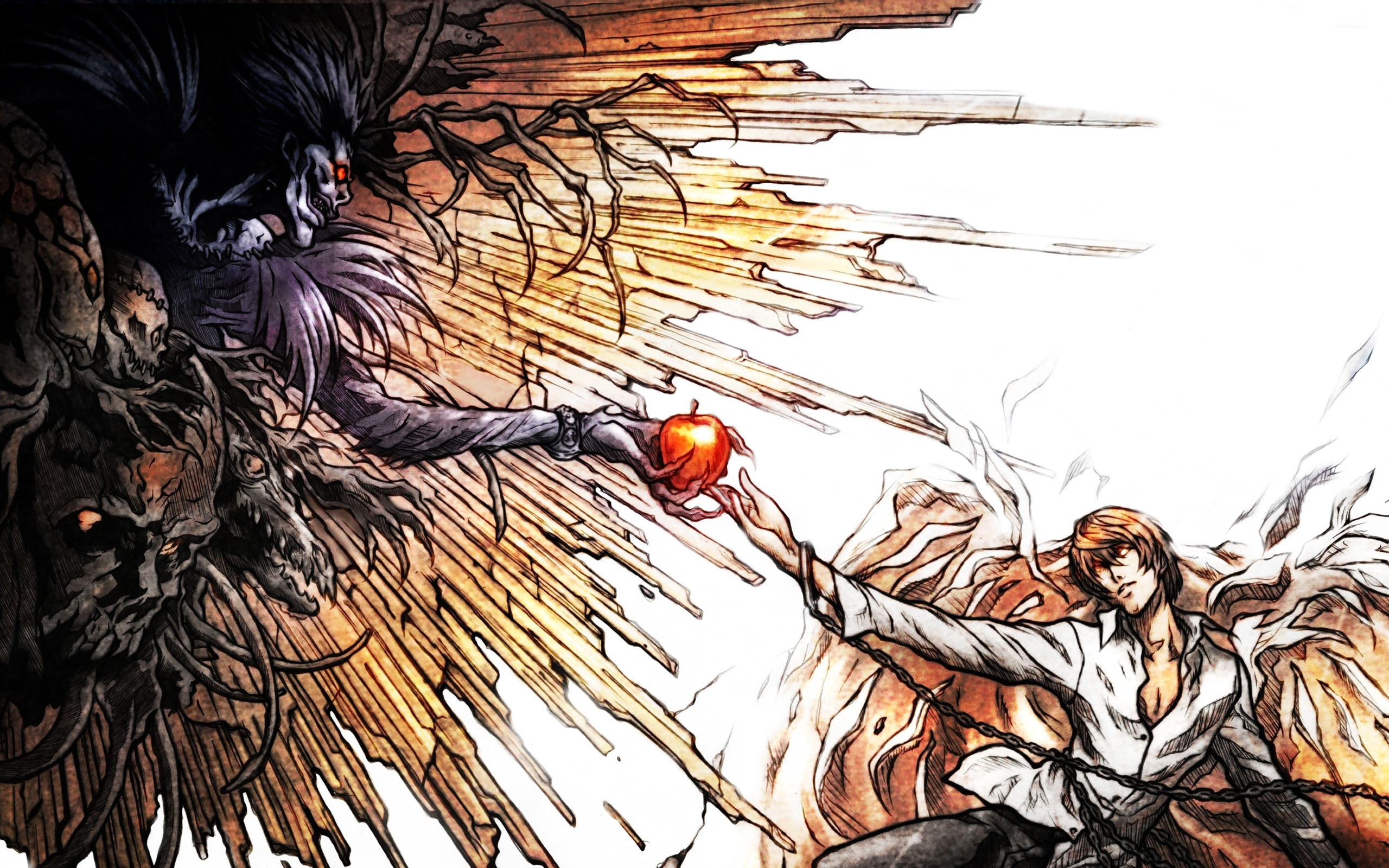 death note wallpaper - anime wallpapers - #14115