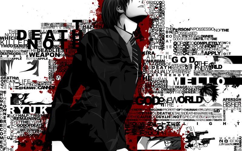 10 New Death Note Backgrounds FULL HD 1920×1080 For PC Desktop 2018 free download death note wallpaper zerochan anime image board 800x500