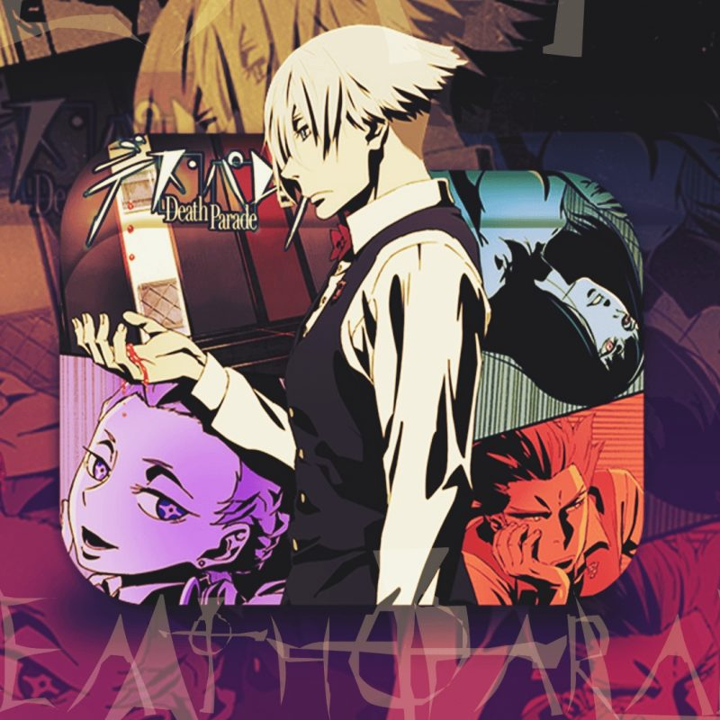 10 Top Death Parade Wallpaper 1920X1080 FULL HD 1080p For PC Desktop 2018 free download death parade wallpapers wallpaper cave 800x800