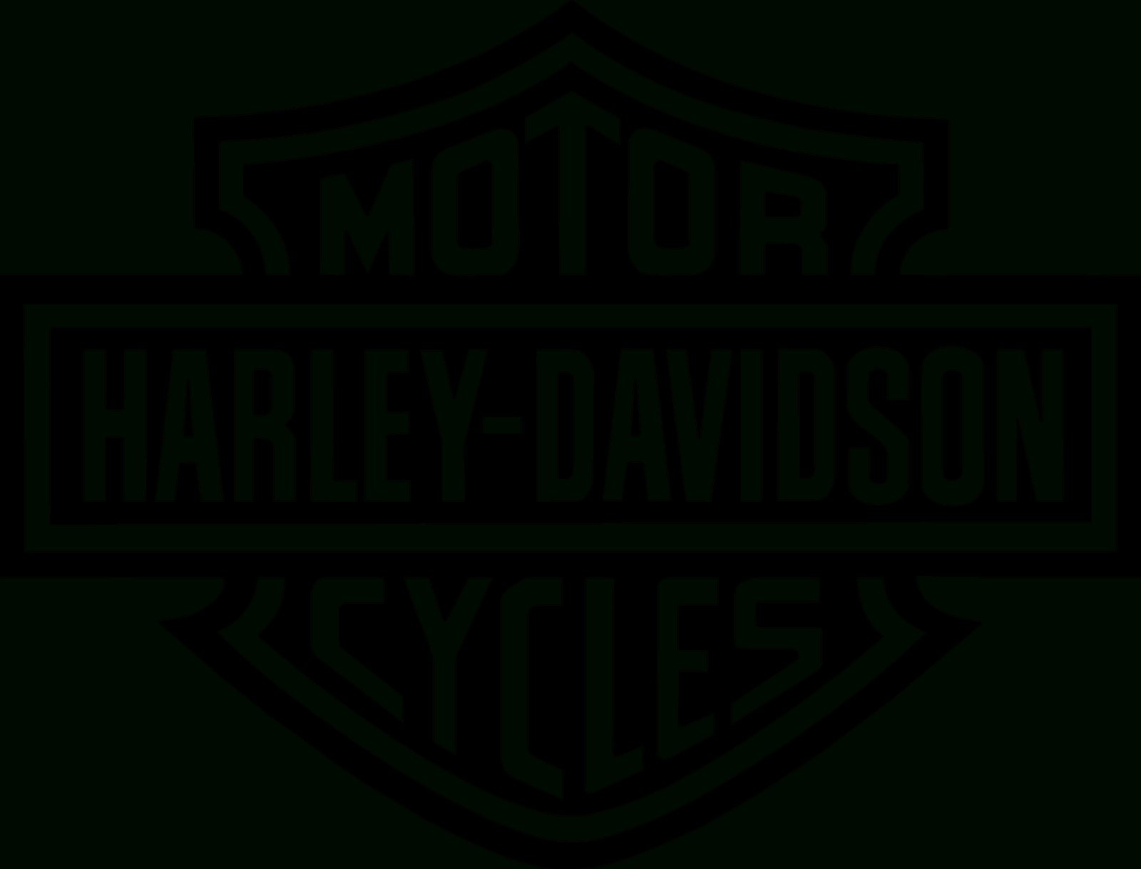 decora con vinilo: logo harley davidson | carteles | pinterest