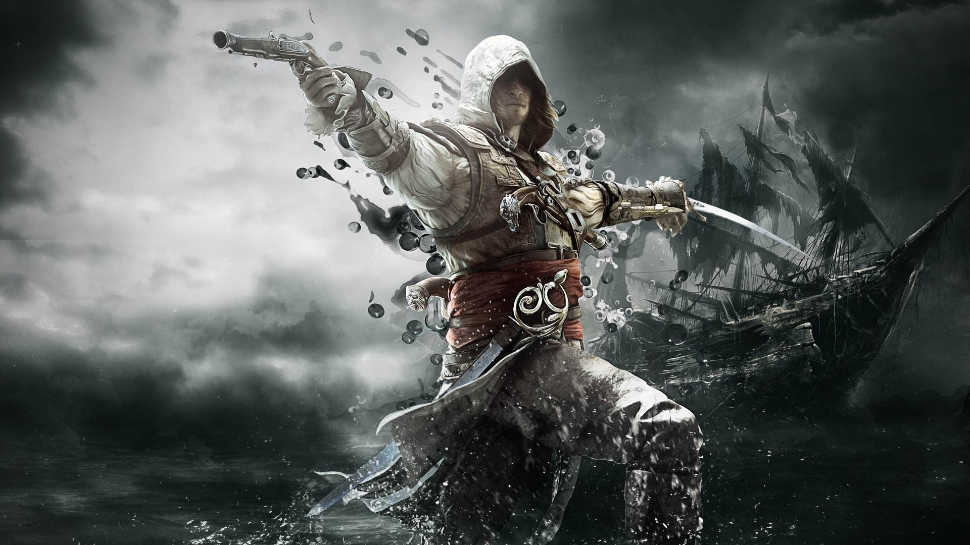 découverte | assassin's creed iv : black flag - youtube