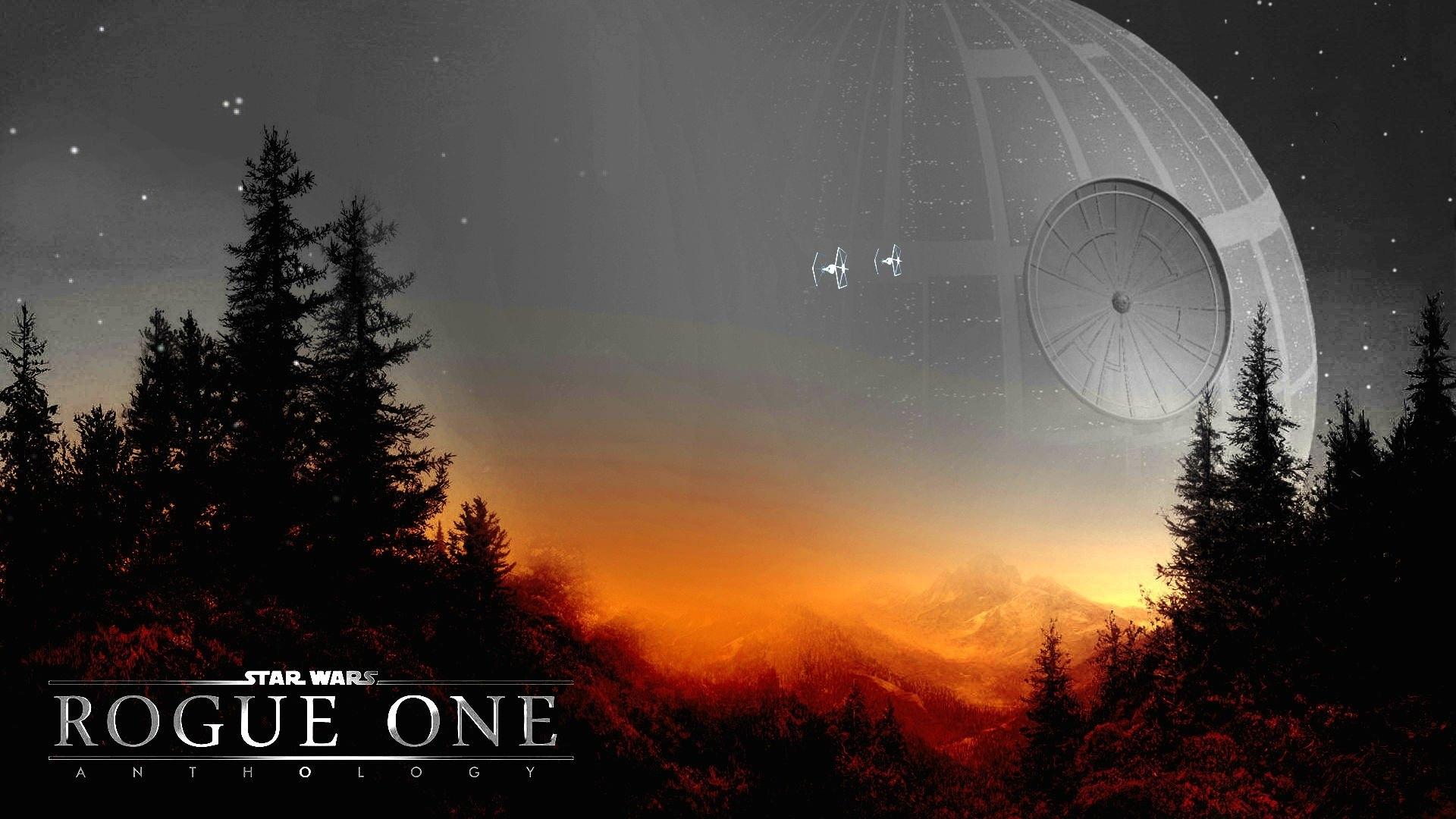 d'écran star wars rogue one