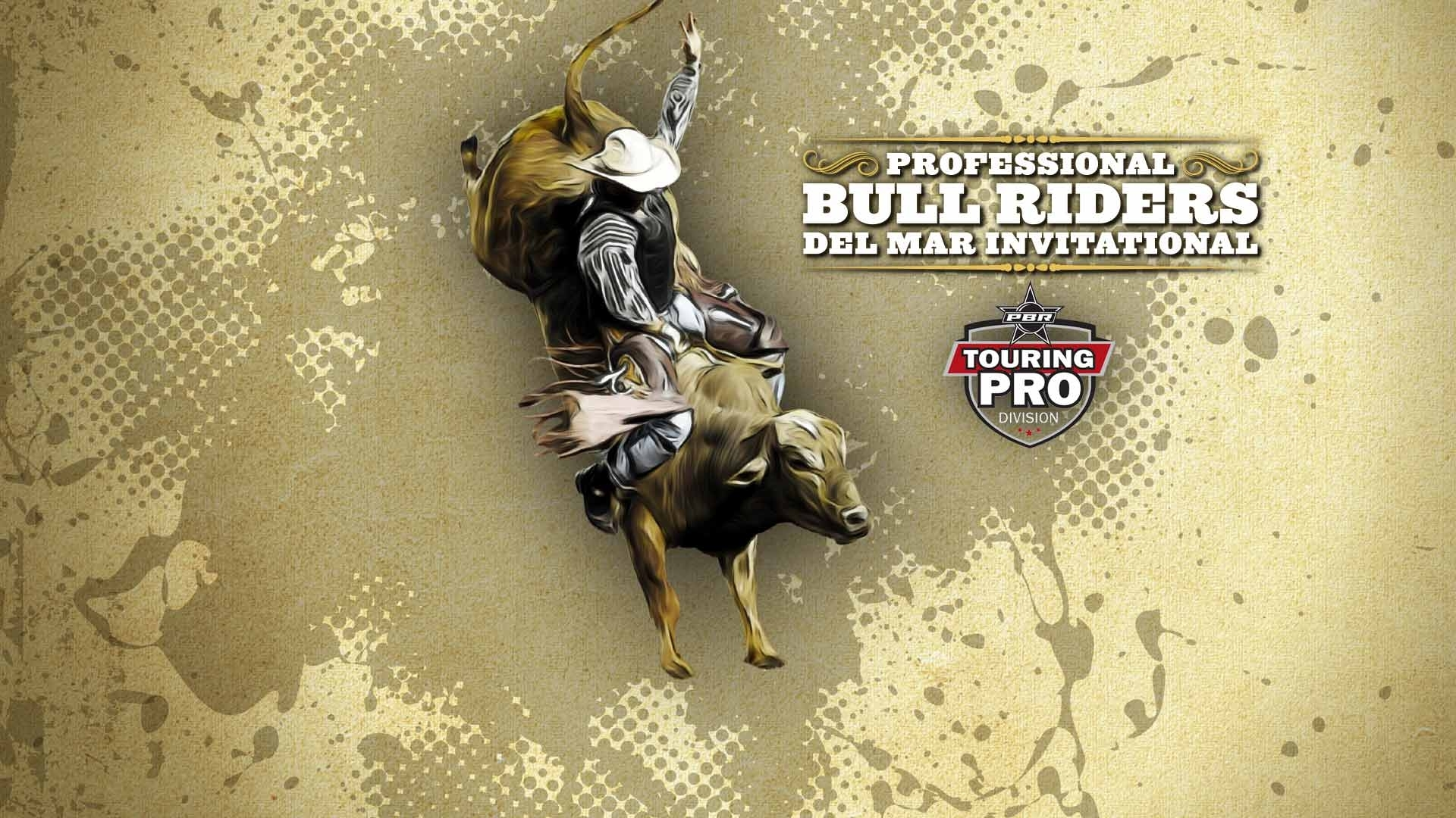 del mar invitational professional bull riders tour