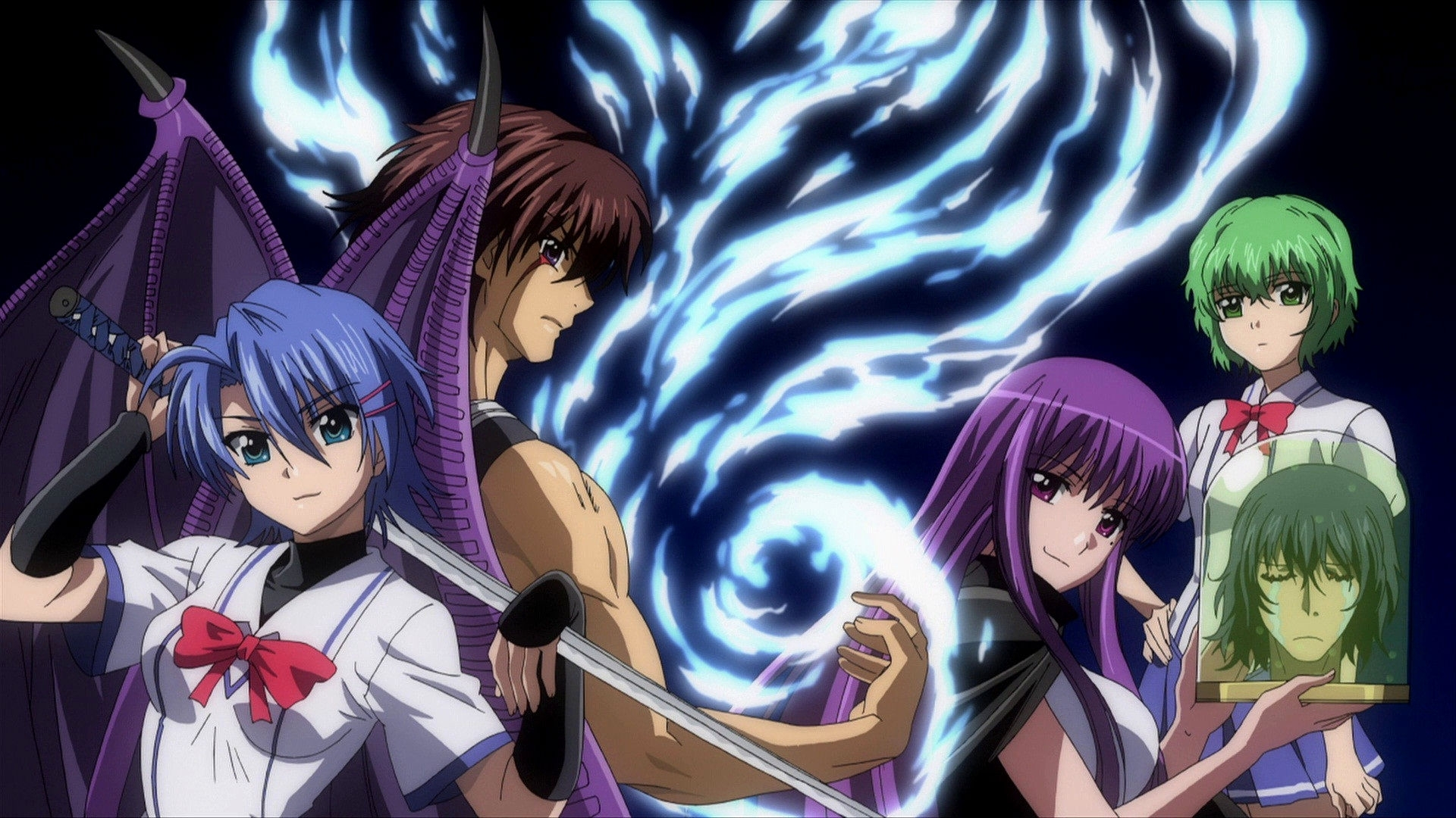 demon king daimao wallpapers group (67+)