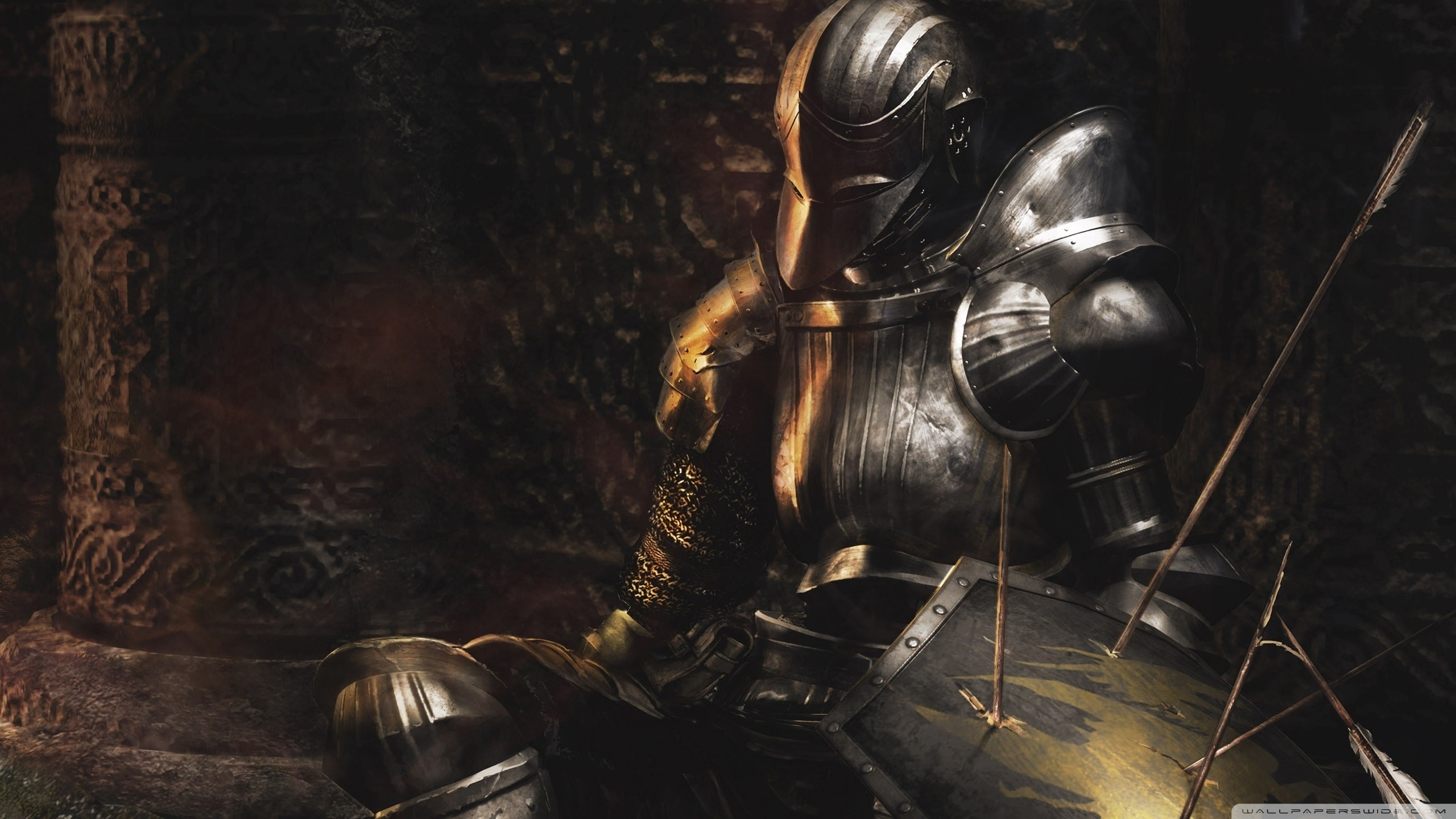 demon's souls ❤ 4k hd desktop wallpaper for 4k ultra hd tv • tablet