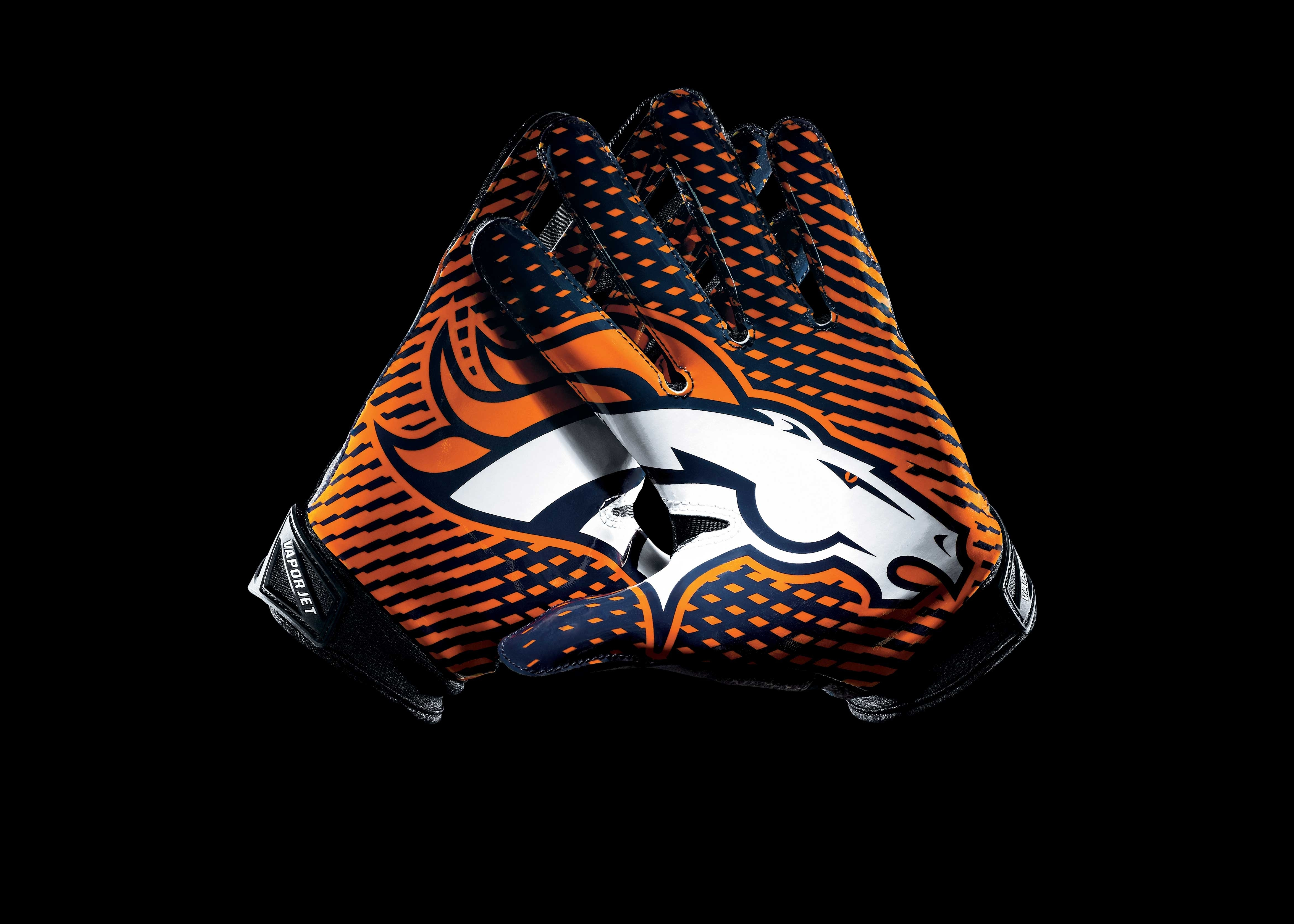 denver broncos gloves wallpaper 49330 4683x3345 px ~ hdwallsource