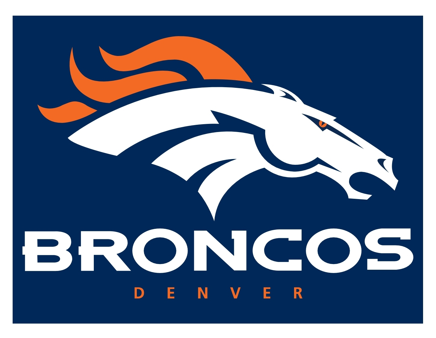 denver broncos logo | all logos world | pinterest | denver broncos