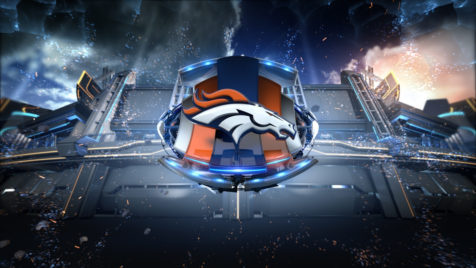 denver broncos logo hd #6945360