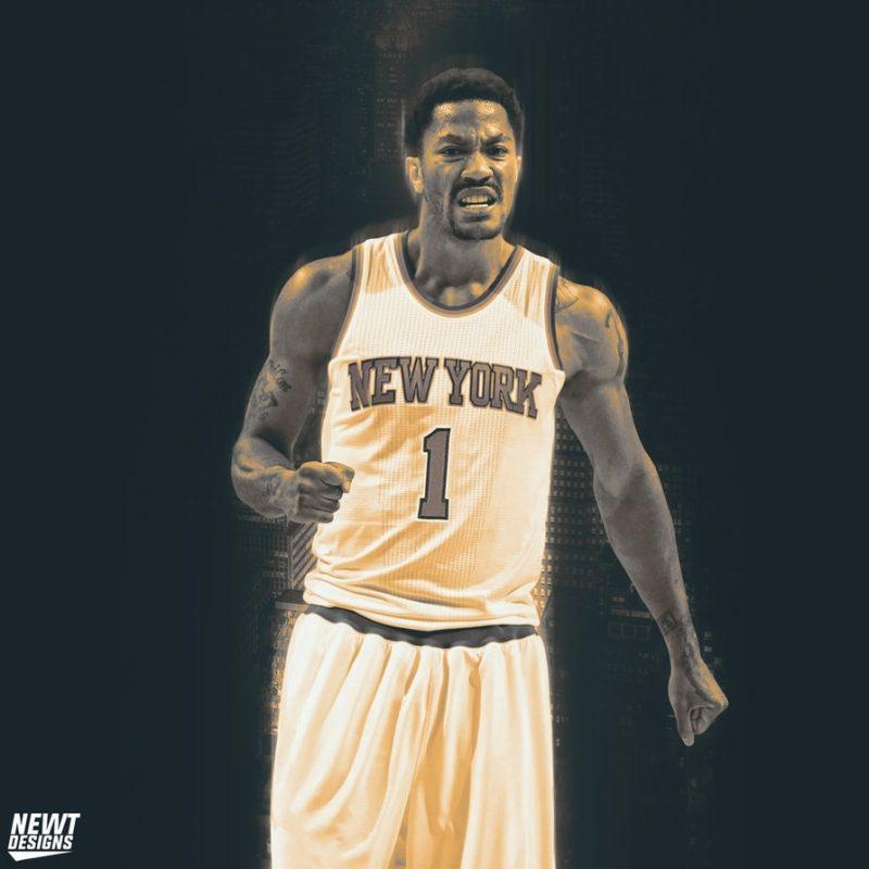 10 New Derrick Rose Knicks Wallpaper FULL HD 1080p For PC Desktop 2018 free download derrick rose new york knicksnewtdesigns on deviantart 1 800x800