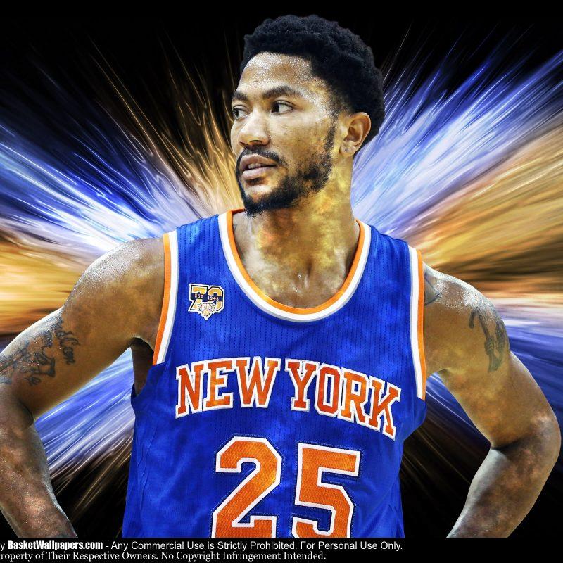 10 New Derrick Rose Knicks Wallpaper FULL HD 1080p For PC Desktop 2018 free download derrick rose wallpapers basketball wallpapers at basketwallpapers 1 800x800