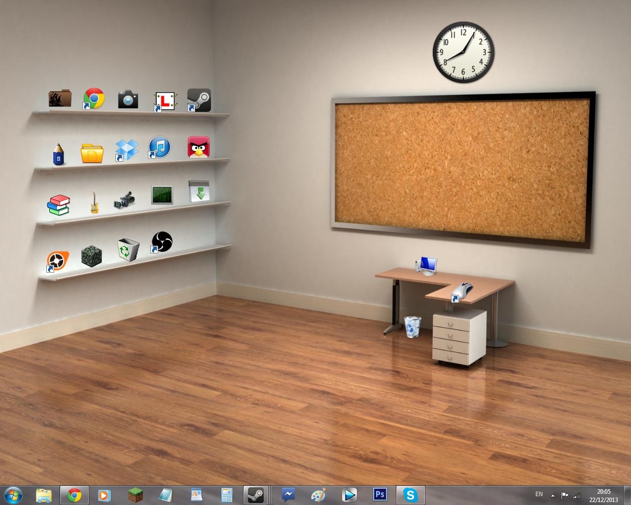 desk shelf background classic 3d desktop wallpaper - desk ideas
