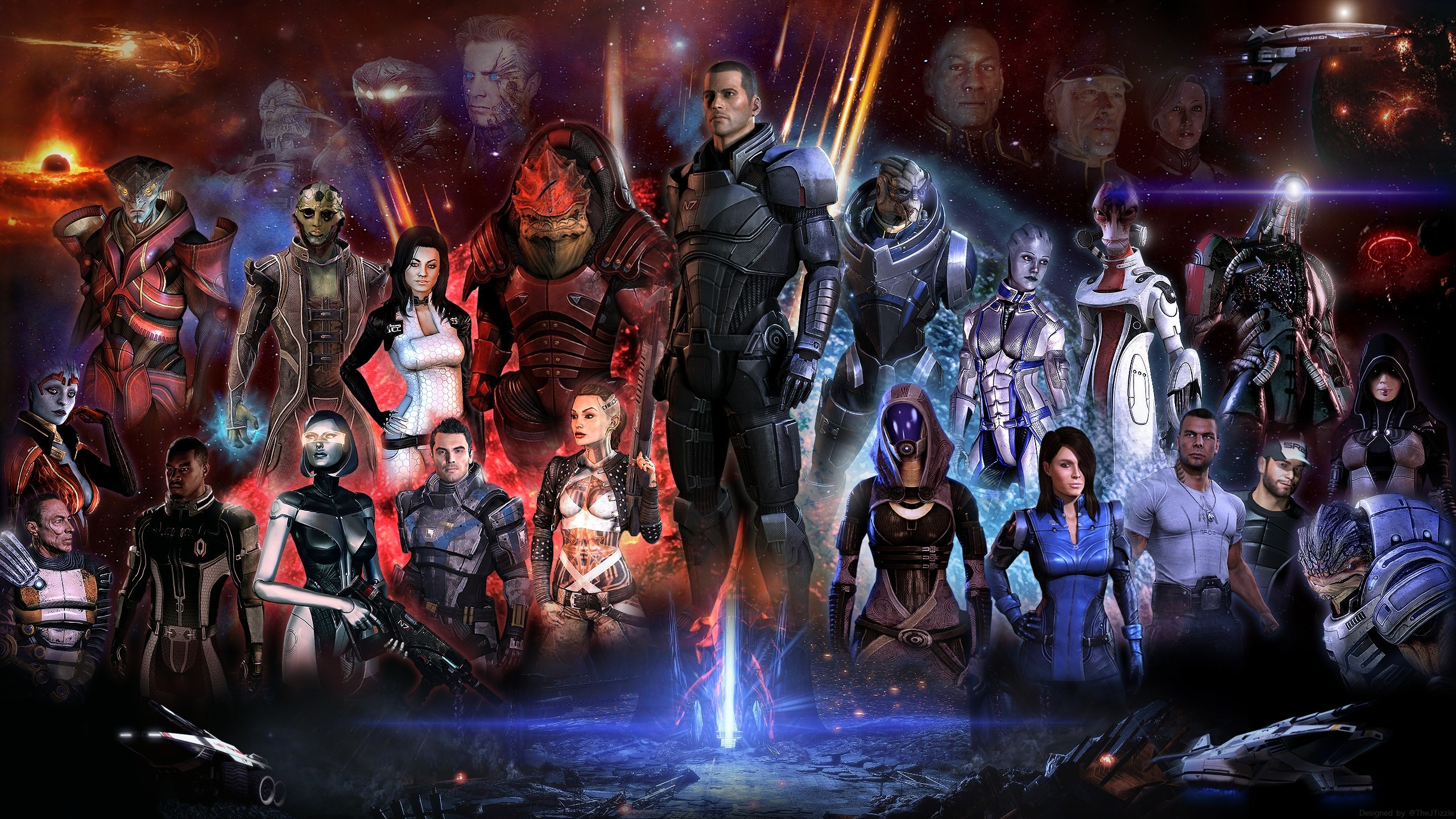desktop mass effect hd wallpapers - wallpaper.wiki