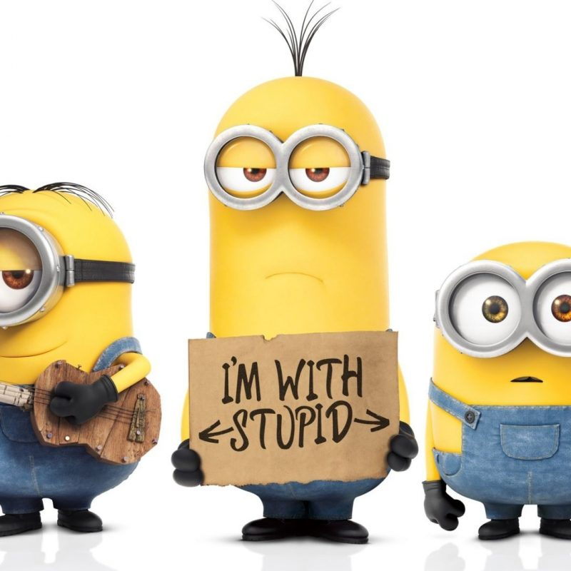 10 New Despicable Me Minions Wallpaper FULL HD 1920×1080 For PC Desktop 2018 free download despicable me minion wallpapers group 79 800x800