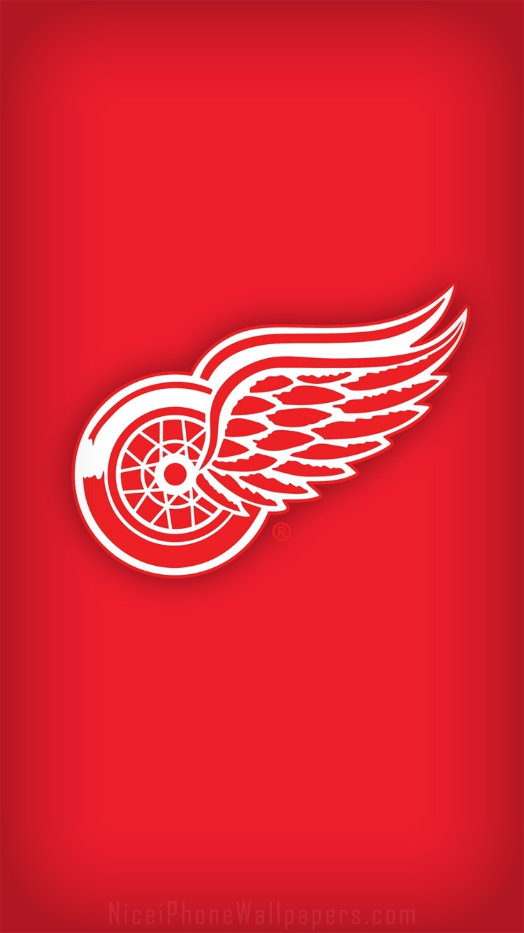 detroit red wings iphone 6/6 plus wallpaper and background