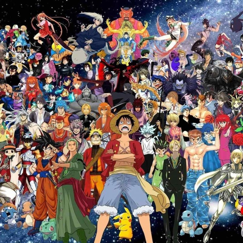 10 Latest All Anime Main Characters Wallpaper FULL HD 1080p For PC Background 2018 free download deviantart my top favorite u manga of time my all anime main 800x800