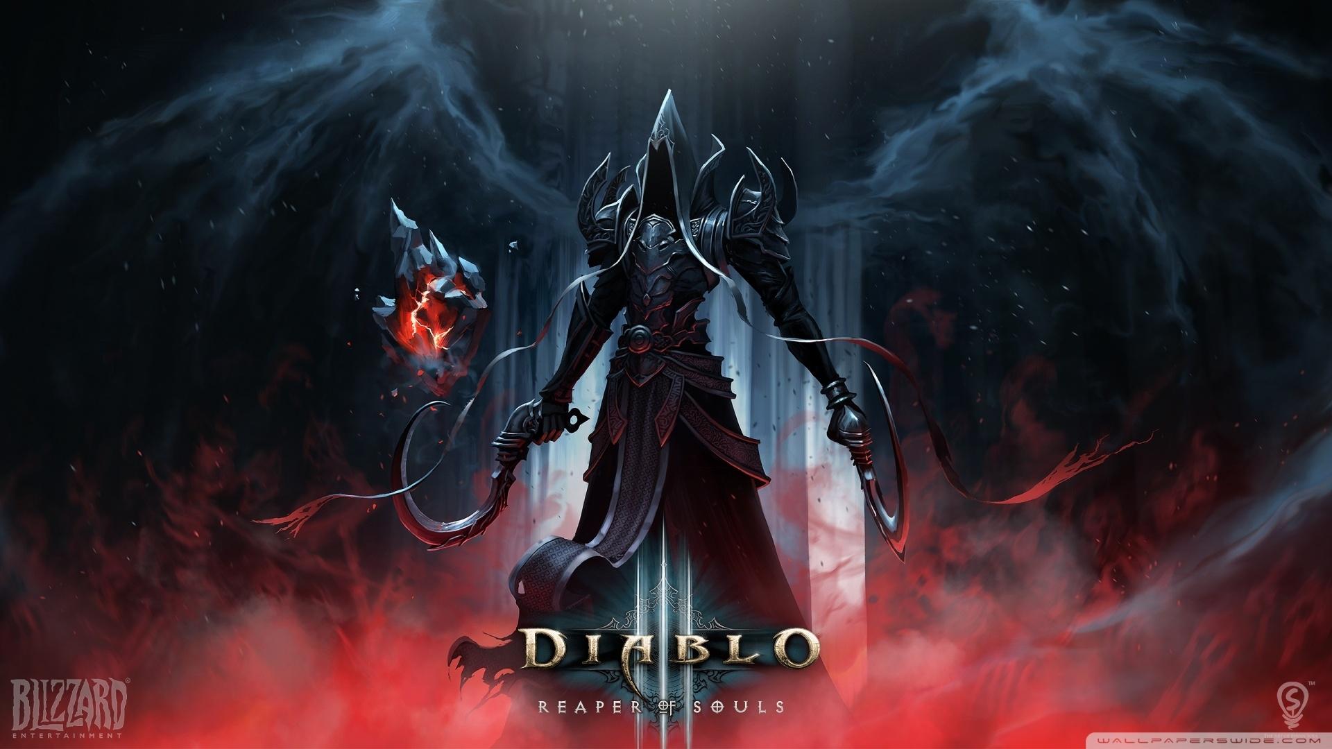 diablo 3 reaper of souls ❤ 4k hd desktop wallpaper for 4k ultra hd