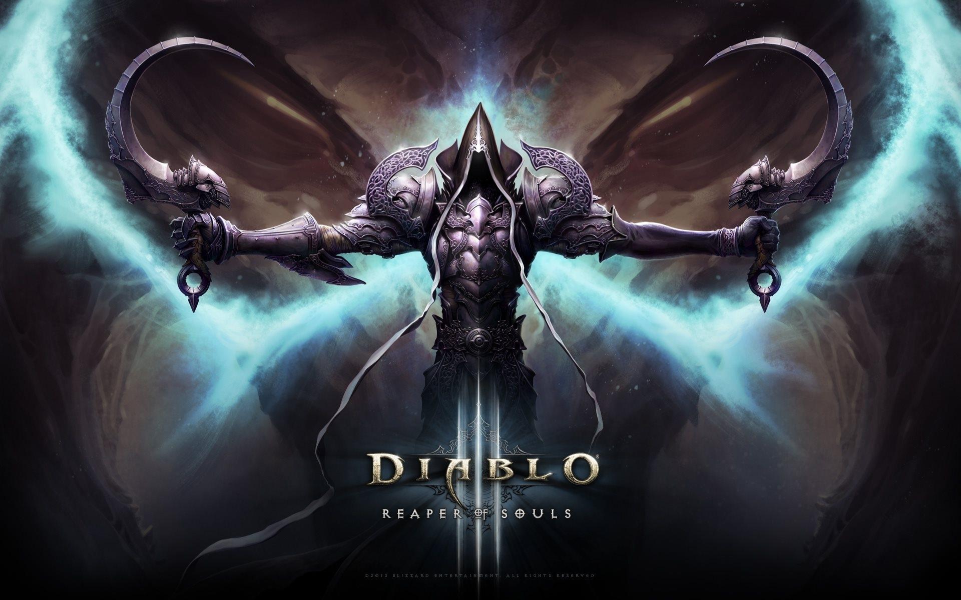 diablo iii: reaper of souls full hd fond d'écran and arrière-plan