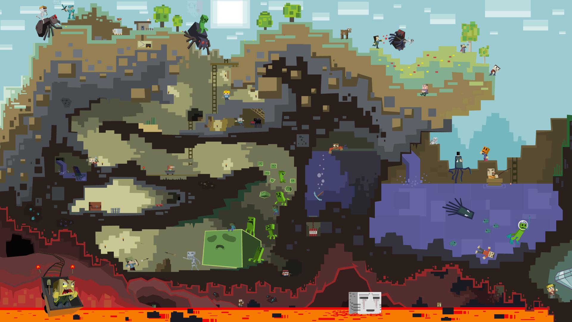 die 60+ besten minecraft wallpapers für coole minecraft
