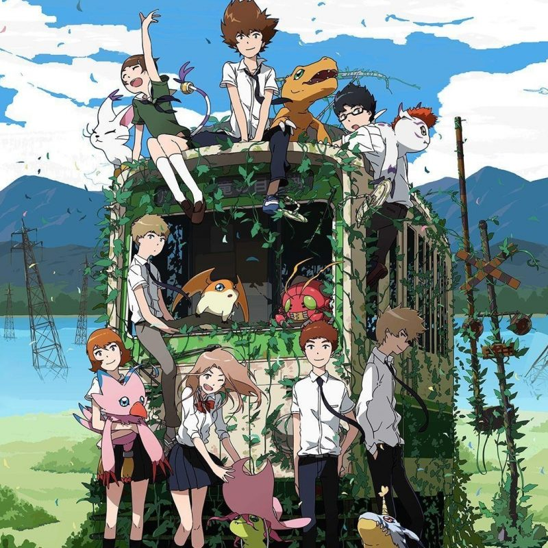 10 Best Digimon Adventure Tri Wallpaper FULL HD 1080p For PC Background 2020 free download digimon adventure tri wallpapers wallpaper cave 800x800