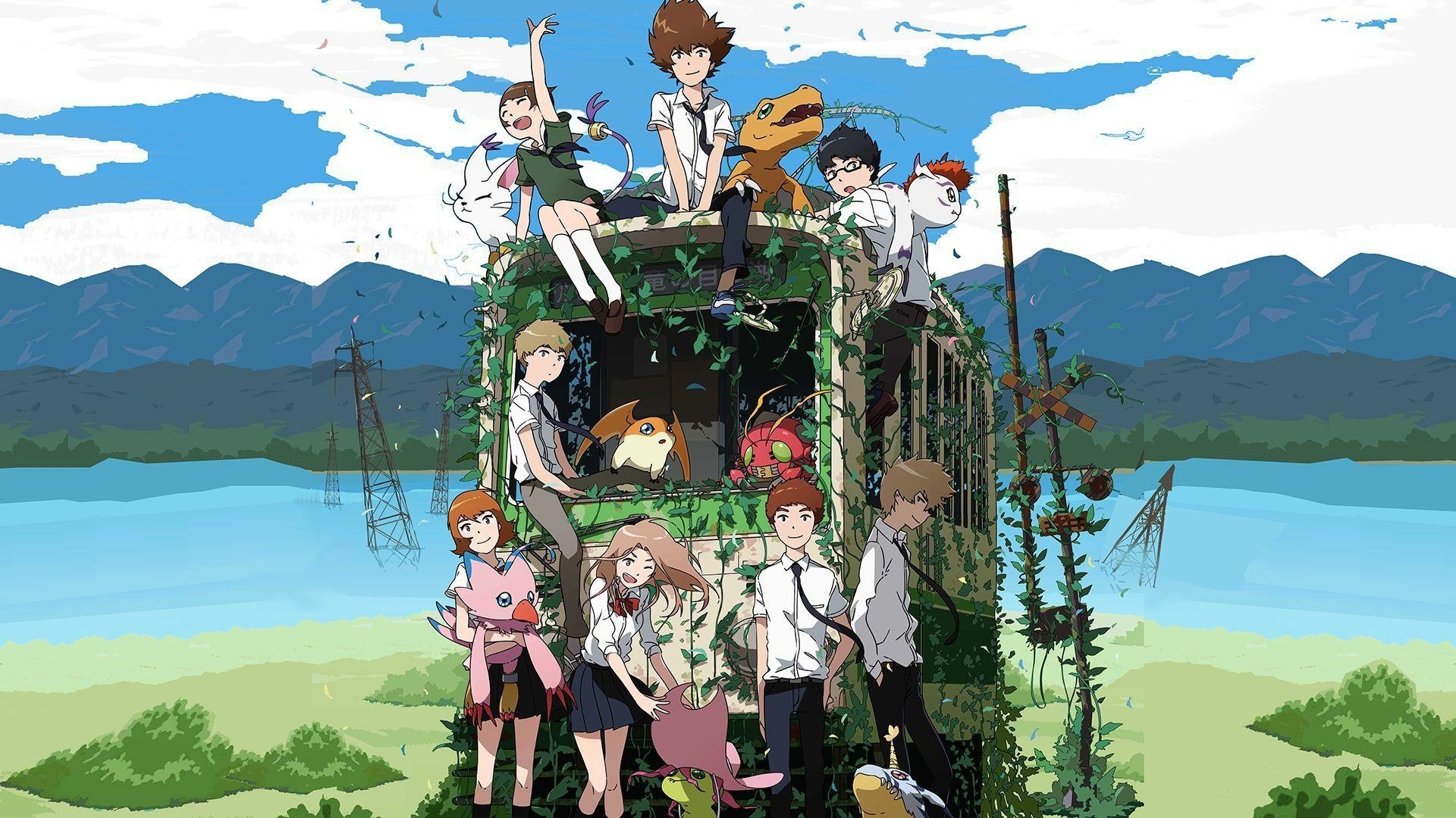 digimon adventure tri. wallpapers - wallpaper cave