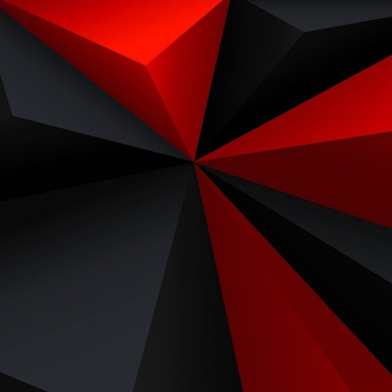 10 Most Popular Red Black Abstract Wallpaper FULL HD 1080p For PC Background 2021 free download digital art minimalism low poly geometry triangle red black 1 800x800