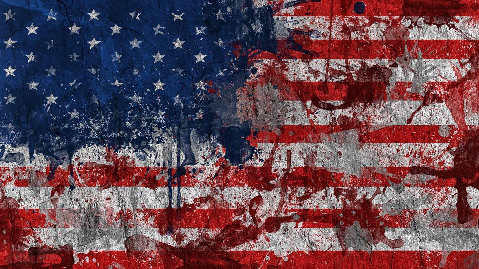 dirty painting american flag exclusive hd wallpapers #5329 | angels