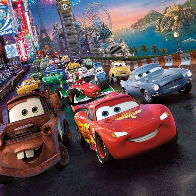 10 Best Pictures Of Lightning Mcqueen And Mater FULL HD 1080p For PC Background 2020 free download disney cars lightning mcqueen mater wall paper mural buy at 800x800