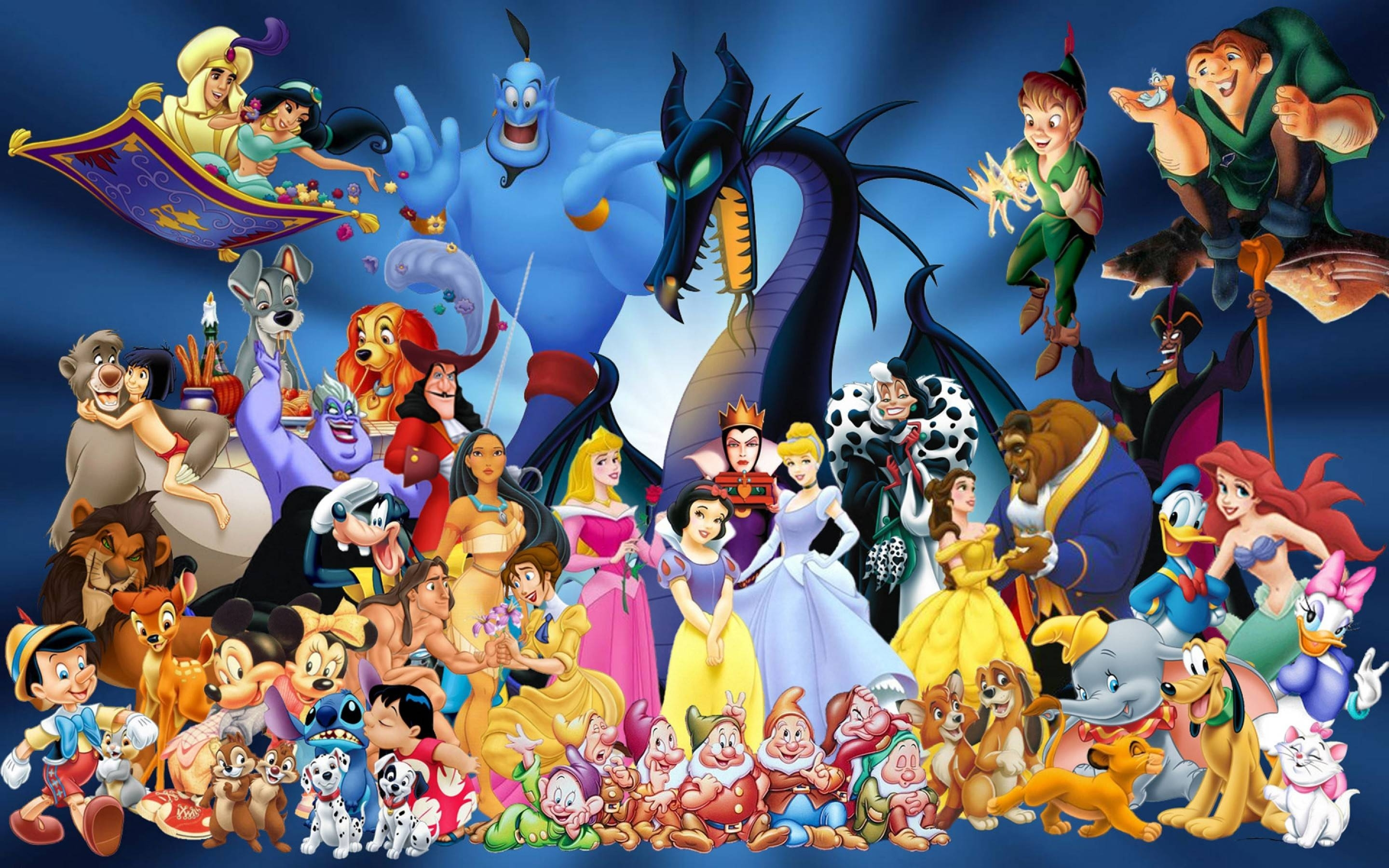 disney characters wallpapers - wallpaper cave