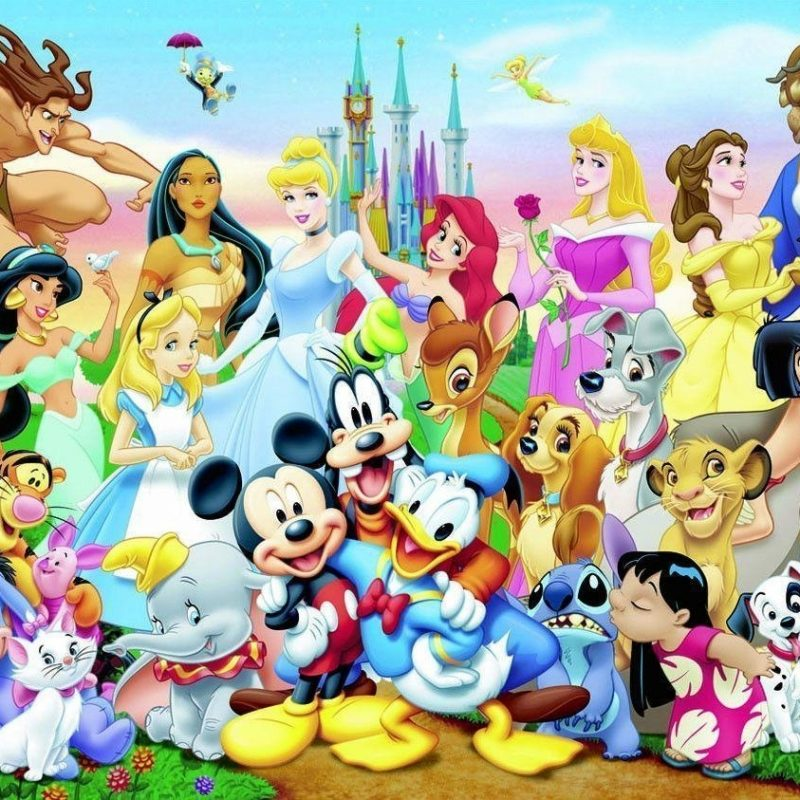 10 Best Wallpapers Of Disney Characters FULL HD 1920×1080 For PC Background 2018 free download disney characters wallpapers wallpaper cave 800x800