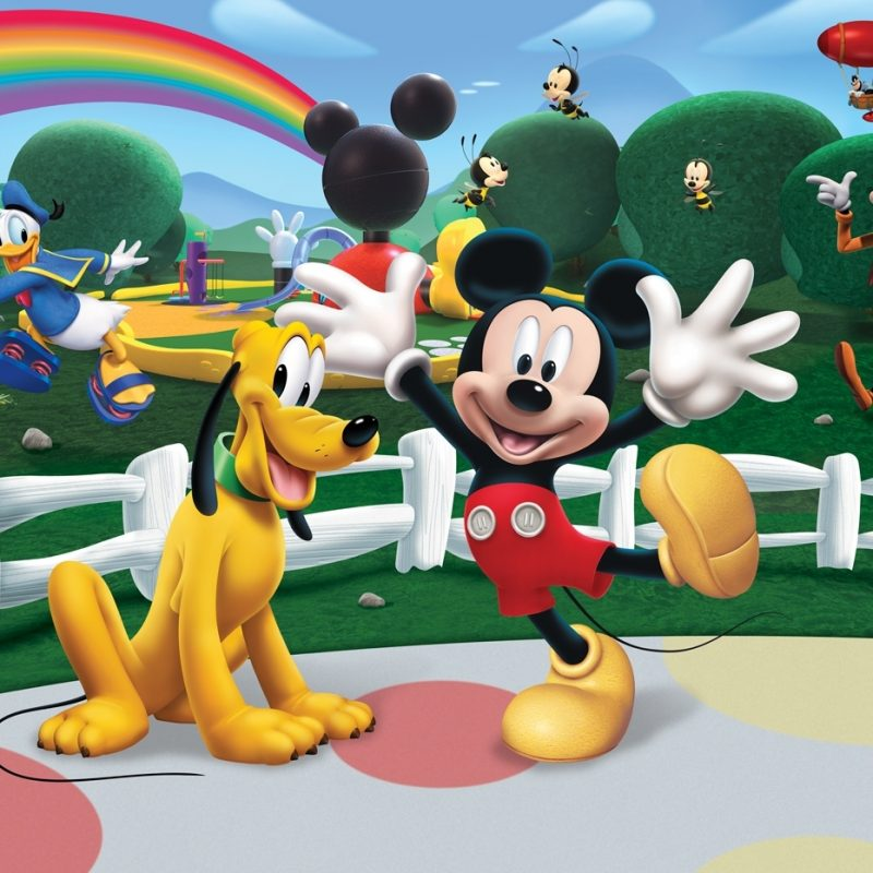 10 Latest Mickey Mouse Clubhouse Wallpapers FULL HD 1920×1080 For PC Desktop 2020 free download disney mickey mouse club housewalltastic multi wallpaper direct 1 800x800